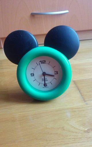Reloj orejas Mickey/Minnie