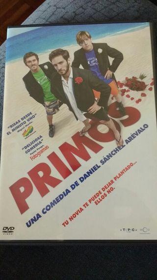 DVD Primos