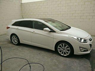 Hyundai I40 CW 1.7 Crdi Style S Nav