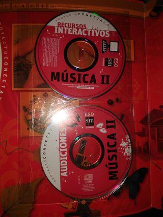 Libro de Musica 3 eso