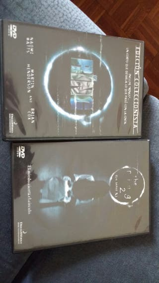 DVD The Ring y The Ring 2