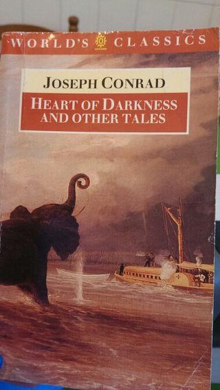 Heart of Darkess, de Joseph Conrad.