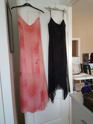 Vestidos de fiesta negro vendido precioso