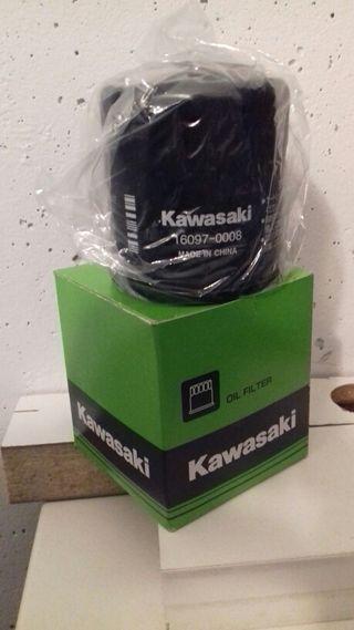 Filtro kawasaki nuevo