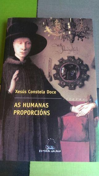 As humanas proporcións, de Xesús Constela Doce