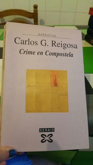 Crime en Compostela, de Carlos G. Reigosa