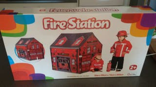 Casa de bomberos