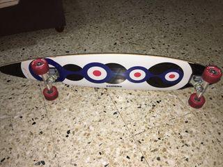 Longboard Hammond vintage spirit