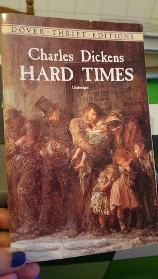 Hard Times, de Charles Dickens (inglés)