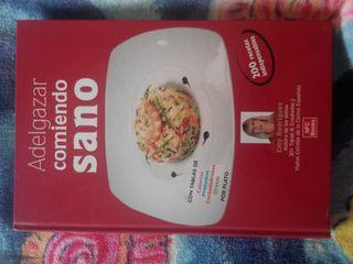 Libro de recetas comida sana