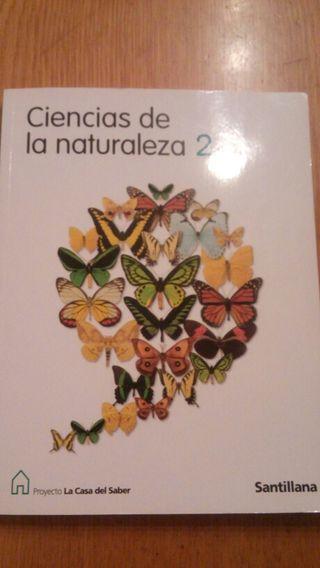 Libro de Ciencias de la naturaleza 2°Eso
