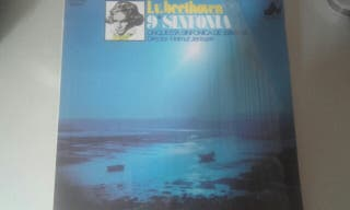 Disco vinilo Beethoven