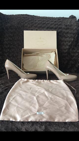 Original Zapato de Prada