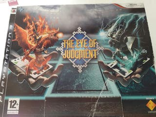 Pack videojuego THE EYE OF JUZGMENT