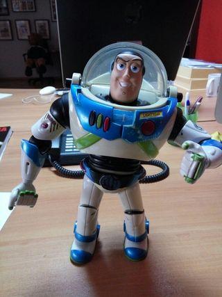 Buzz Lightgear Toy Story sonidos pixar