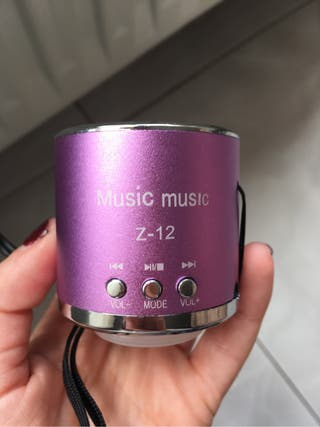 Mini Altavoz mp3