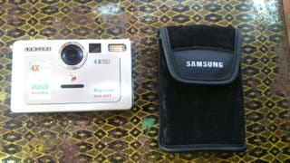 Camara digital Samsung para piezas