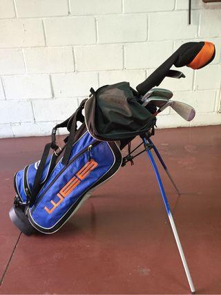 Golf palos Junior