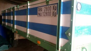 Remolque 10000kg