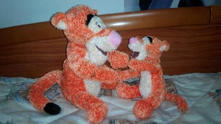 Peluche Tiger doble Disney
