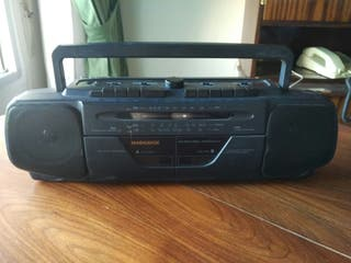 Radiocassette vintage