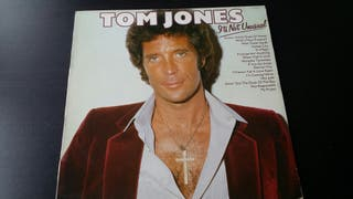DISCO VINILO TOM JONES
