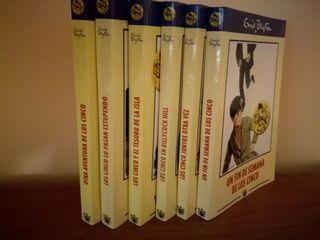 Libros de la Colección de Los Cinco