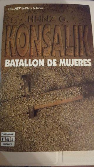 €Libro: Batallon de Mujeres