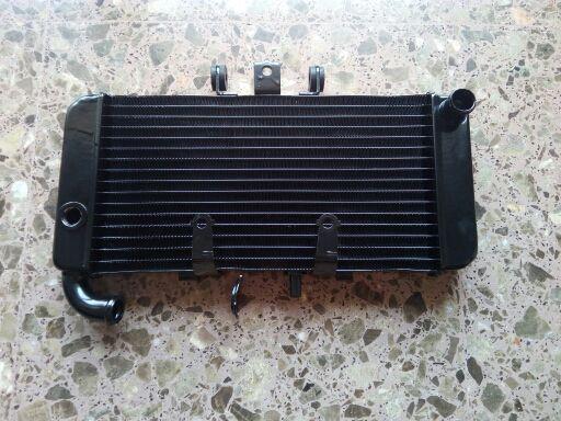 Radiador acoplar motos circuito 80 80cc 125 125cc