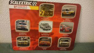 Mural Seat Sport Scalextric