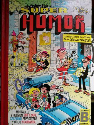 Comic Superhumor