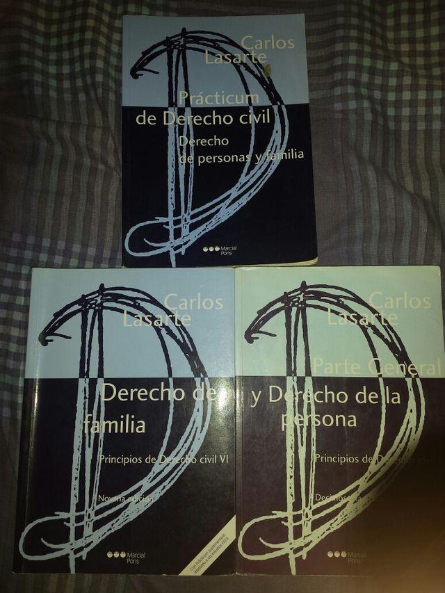 Libros Derecho Civil I UNED