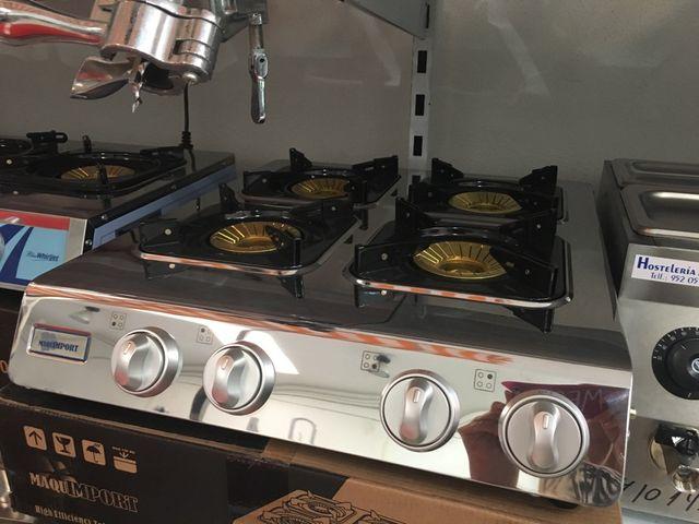 Cocinas industrial sobremesa de segunda mano por 1 € en Málaga en ...
