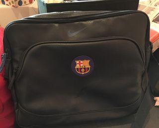 Bolsa mochila portátil. Fc barcelona. Nike. Barça