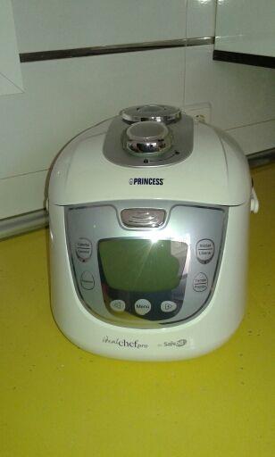 Robot cocina Chef Pro