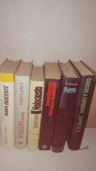 Llibres de misteri