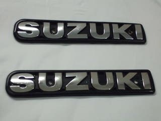 Suzuki GN250 logo originales.