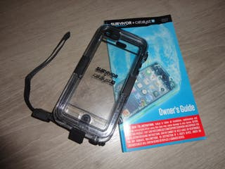 Funda Griffin Survivor Waterproof + Catalyst