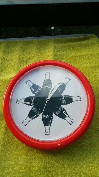 Reloj Cocacola