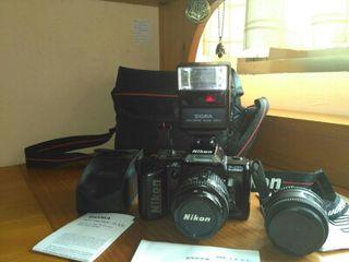 Cámara analógica F401-s + curso de fotografía