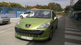 Peugeot 207 1.6 110 gasolina