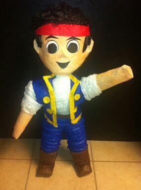 piñatas pirata Jake