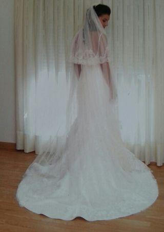 Vestido novia Pronovias OFERTAAA
