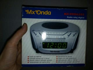 Radio despertador mx onda