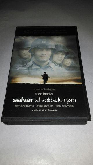 Pelicula VHS Cine belico
