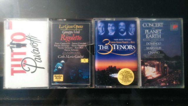 Cassetes originales