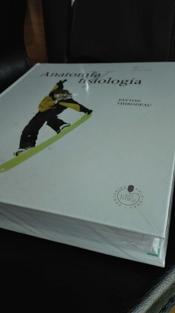 Perfecto Anatomía Y Fisiología Octava Edición Por Patton Y Thibodeau ...