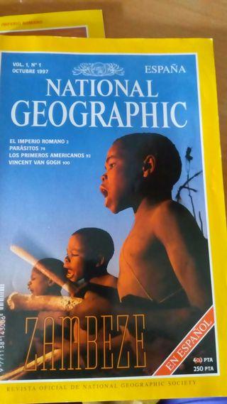 Revista oficial National Geographic España