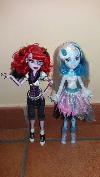 Mis mejores muñecas Monster High