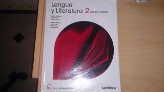 LIBRO DE LENGUA 2 BACH
